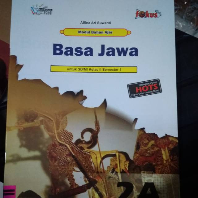 Lks Fokus Basa Jawa Sd Shopee Indonesia