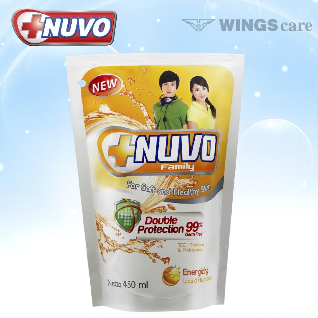 Promo Lihat Palmolive Revitaizing Pouch Shower Gel 450 Ml 2 Pcs Sabun Cair 450ml Triple Pack Nuvo Mandi Putih Shopee Indonesia