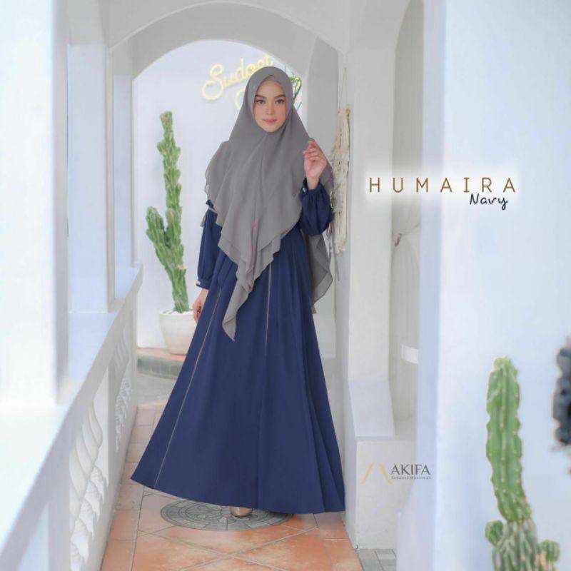 Gamis Set Khimar Humaira By AKIFA