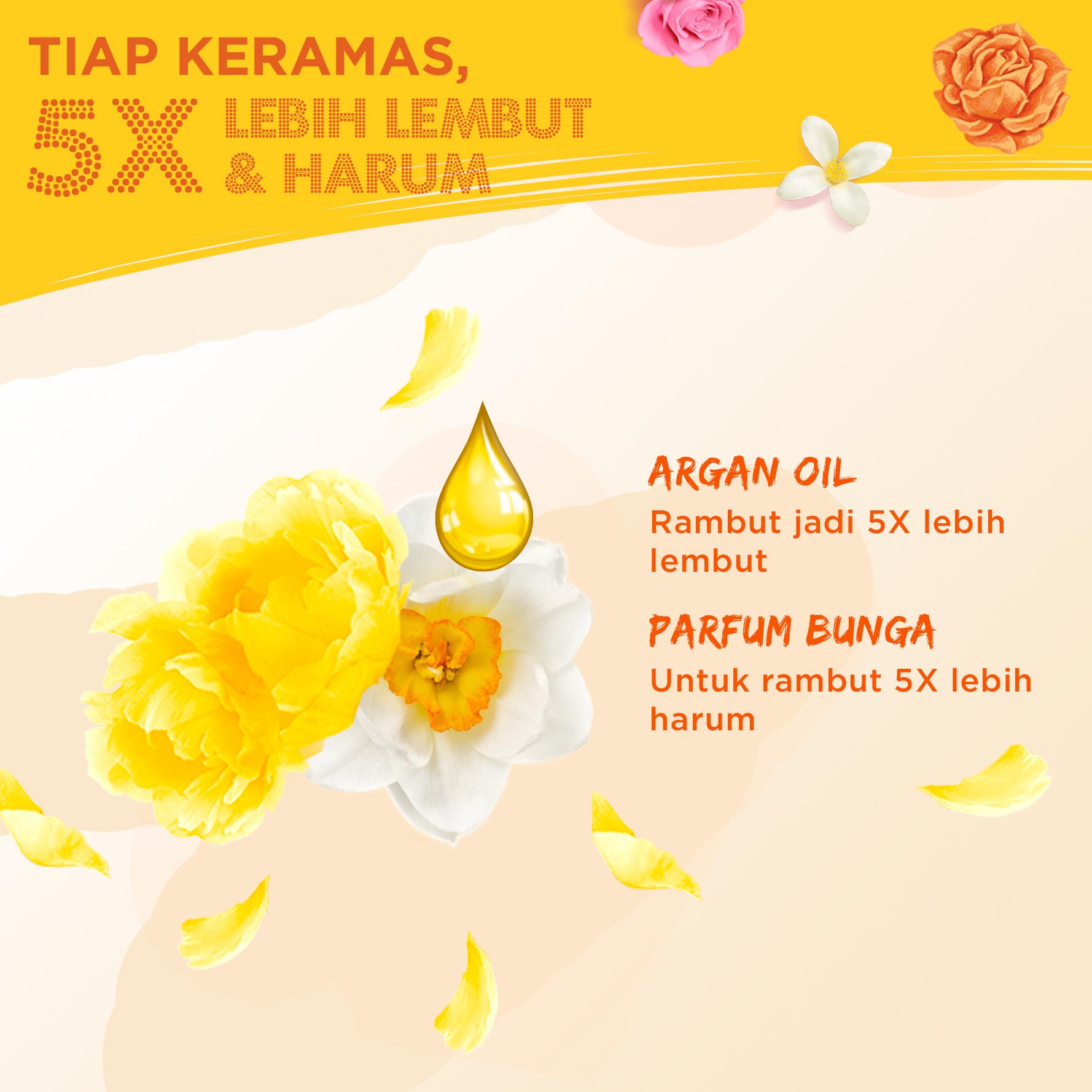 Sunsilk Shampoo Soft And Smooth 680 Ml - Shampo Rambut Halus, Shampo Pelembut Rambut-2