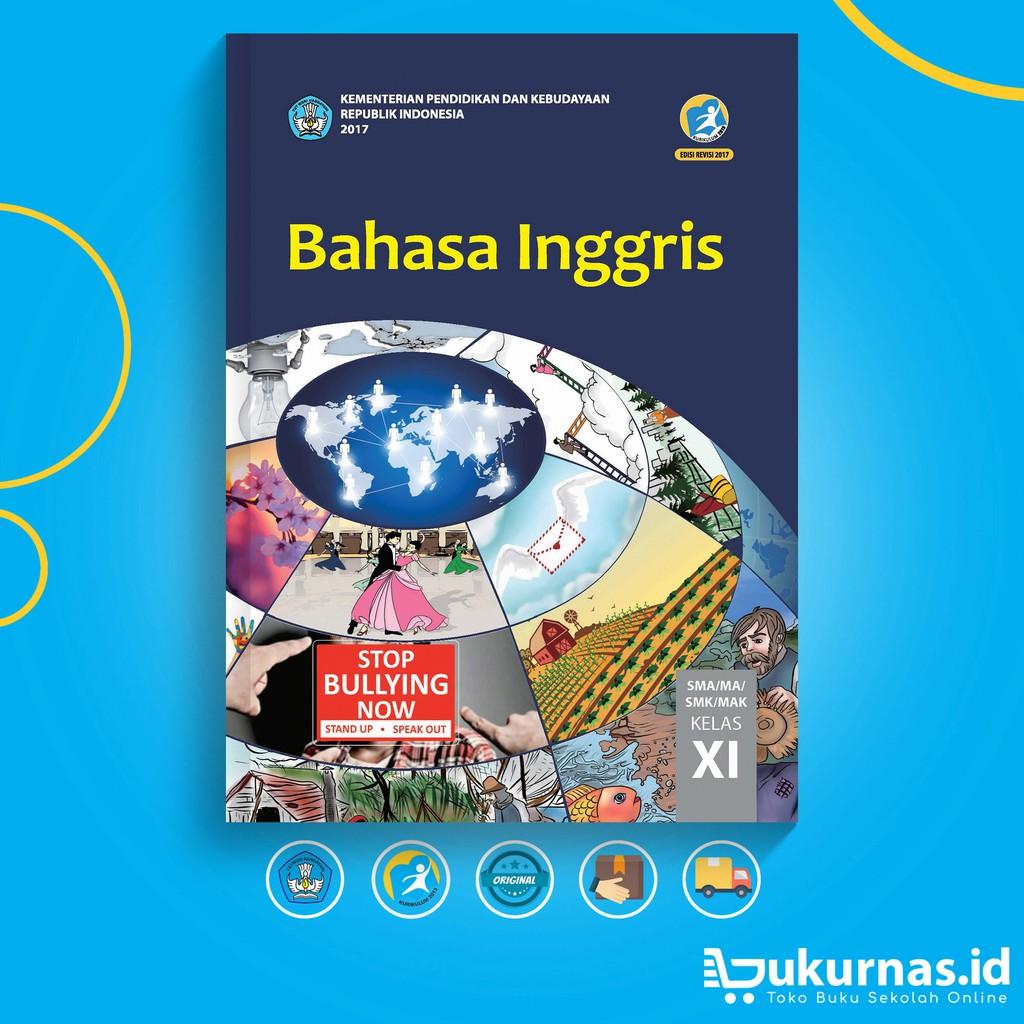 Buku Bahasa Inggris Sma Kelas 11 K13 Revisi Terbaru Shopee Indonesia