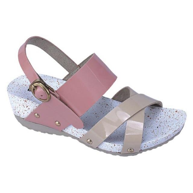 Sandal Wedges Casual Anak Perempuan pink Catenzo Junior CMP 549 murah  430e02c509