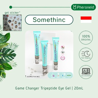 Somethinc Game Changer Tripeptide Eye Concentrate Gel 20ml thumbnail