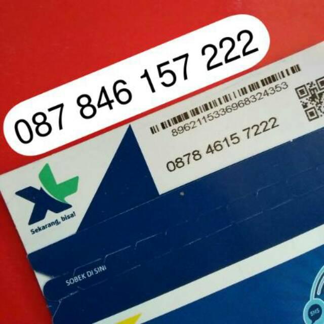 KARTU NOMOR CANTIK XL SUPER NGOBROL | Shopee Indonesia -