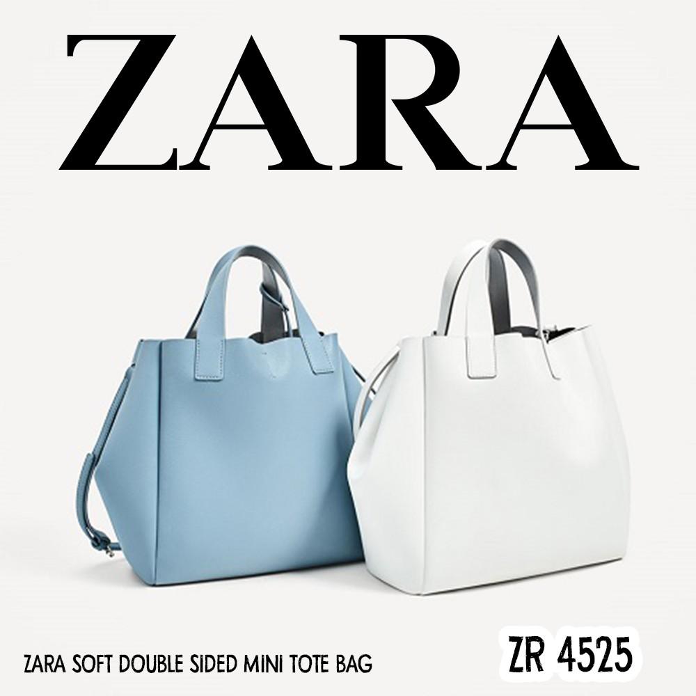 TAS WANITA ZARA BUCKET ORI IMP Fashion Cewek Unik lucu elegan Branded Korea  Batam kekinian Y7C9  48668882e3