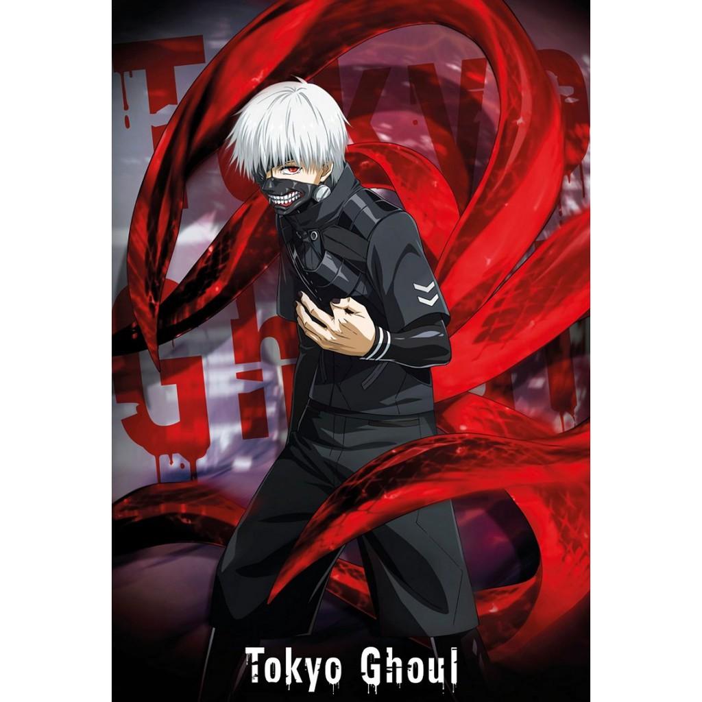 Poster Kaneki Ken Anime Tokyo Ghoul Ukuran A2 Full Hd Picture Shopee Indonesia