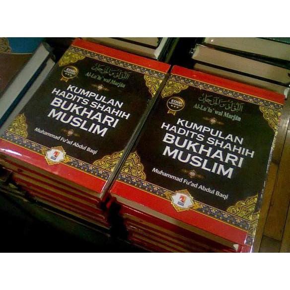 Buku Kumpulan Hadits Shahih Bukhari Muslim Muhammad Fu Ad Abdul