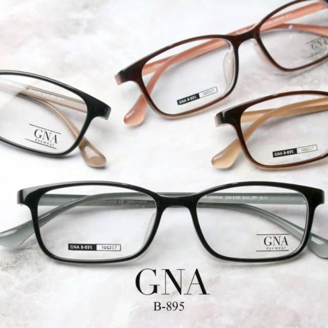 FRAME KACAMATA ORIGINAL GNA Eyewear - B-895
