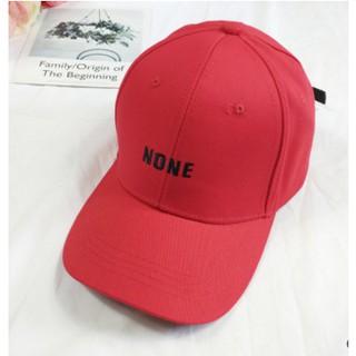 Topi Baseball Pria   Wanita Motif Huruf Alfabet Gaya Korea untuk ... 72bd056417