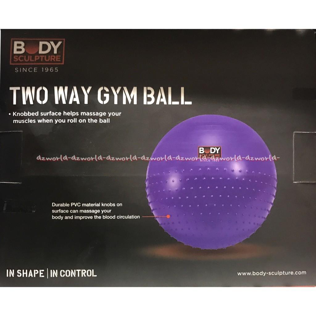 Gym Ball Bola Yoga Termurah Dan Berkualitas Barang Impor Gratis Ob Fit Manual Treadmill Ter W Belt Massager Bf 0086 Pompa Diameter 75 Cm Shopee Indonesia