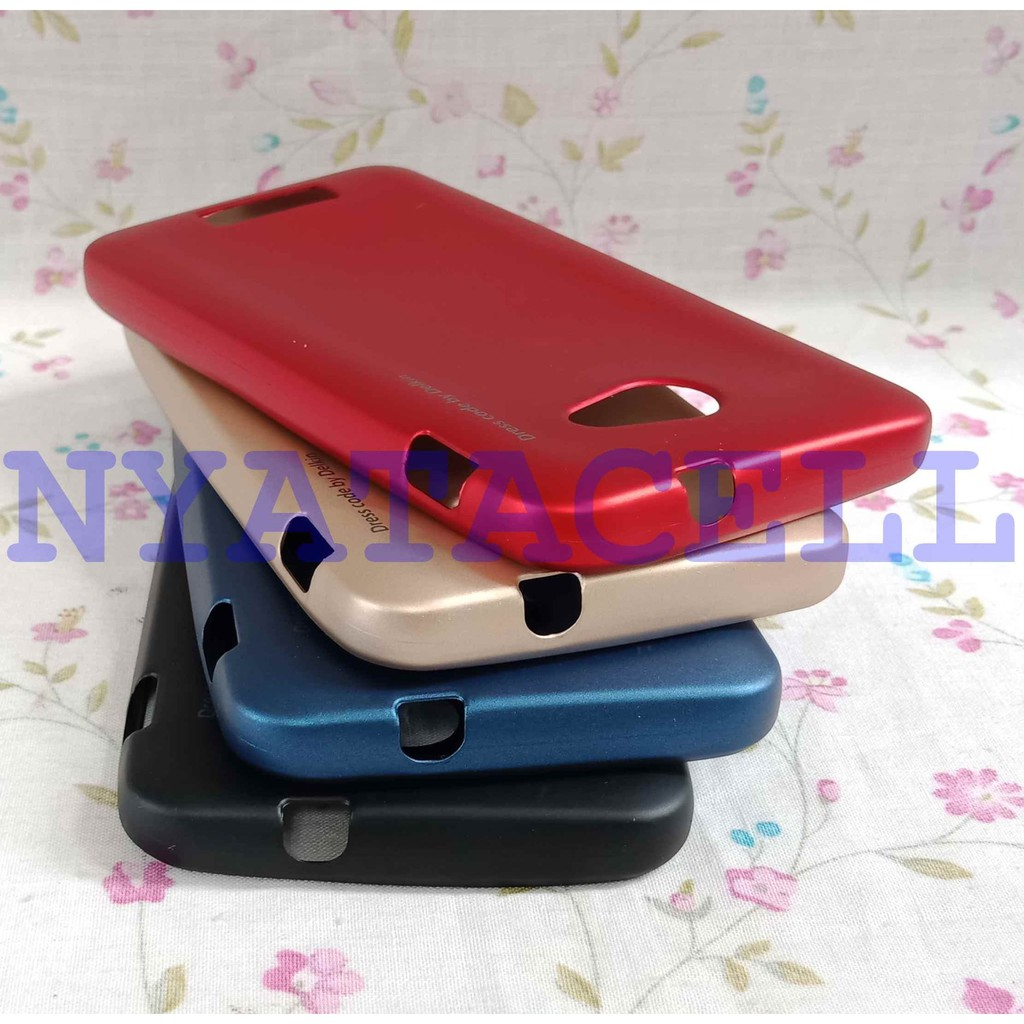 Softcase Smartfren Andromax L 4g Lte 5 0 Ultrathin Silikon Tpu B Baby Skin Anti Crack A 45 Inchi Shock
