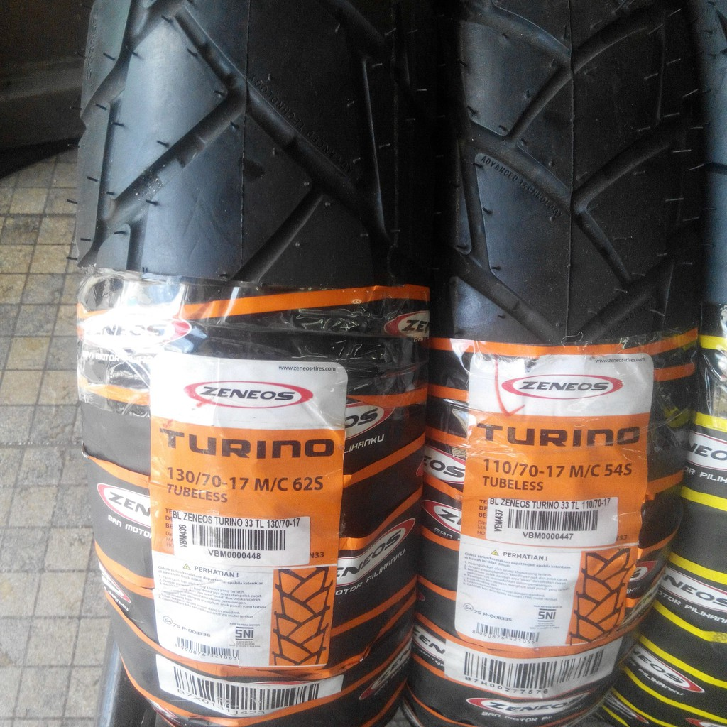 Paket Ban Aspira Premio Sportivo Soft Compound 110 70 17f Dan 150 17 Tubeless 17r Shopee Indonesia