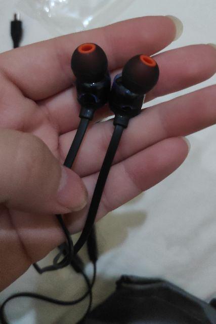 Original JBL T110BT Wireless Headset Bluetooth Earphone No