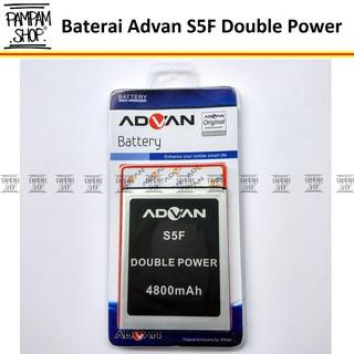 Baterai Handphone Advan S5F Original Double Power