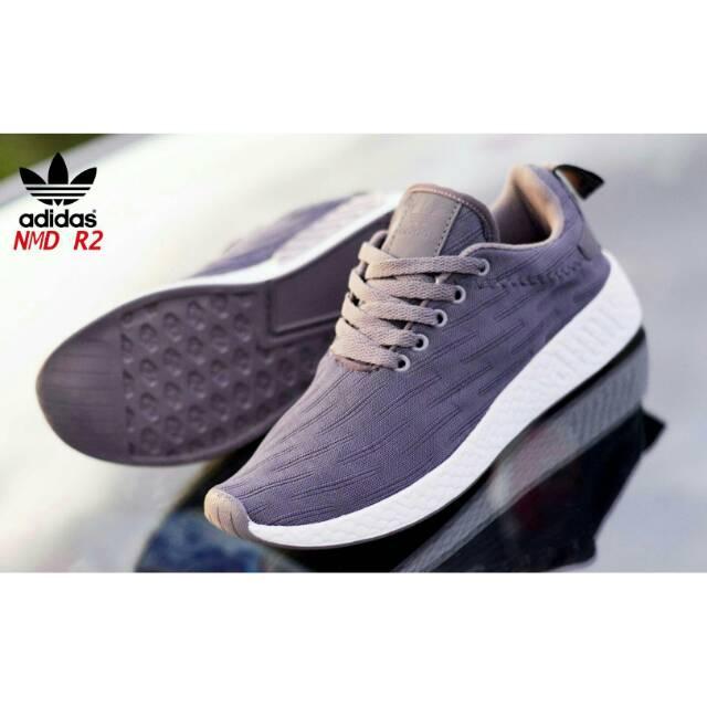 0b48f2e15 Adidas NMD R2 Bred Premium Original   sepatu olahrqaga   sneakers ...