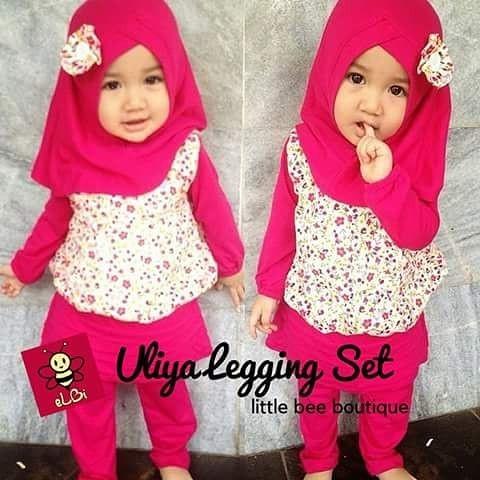 Toko Online Pusat Baju Muslim Anak Perempuan Terbaru I Busana Gamis Muslim  Anak  b53be34f4f