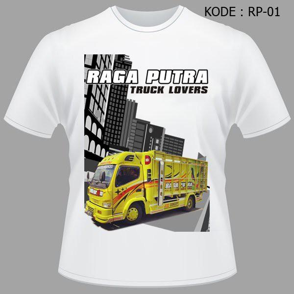 Kaos Bis Murni Jaya Baju Bus Tshirt Bismania MJ 04