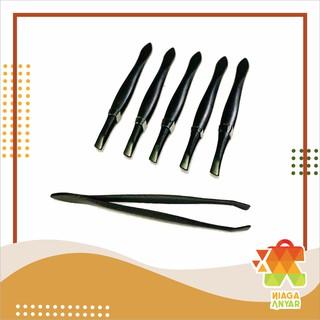 NA Pinset Bulu Pinset Alis Pencabut Rambut Pinset Bulu Mata thumbnail