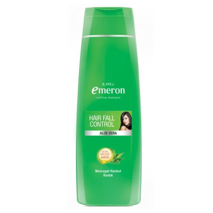 EMERON Shampoo Hair Fall Control Botol 170ML-1