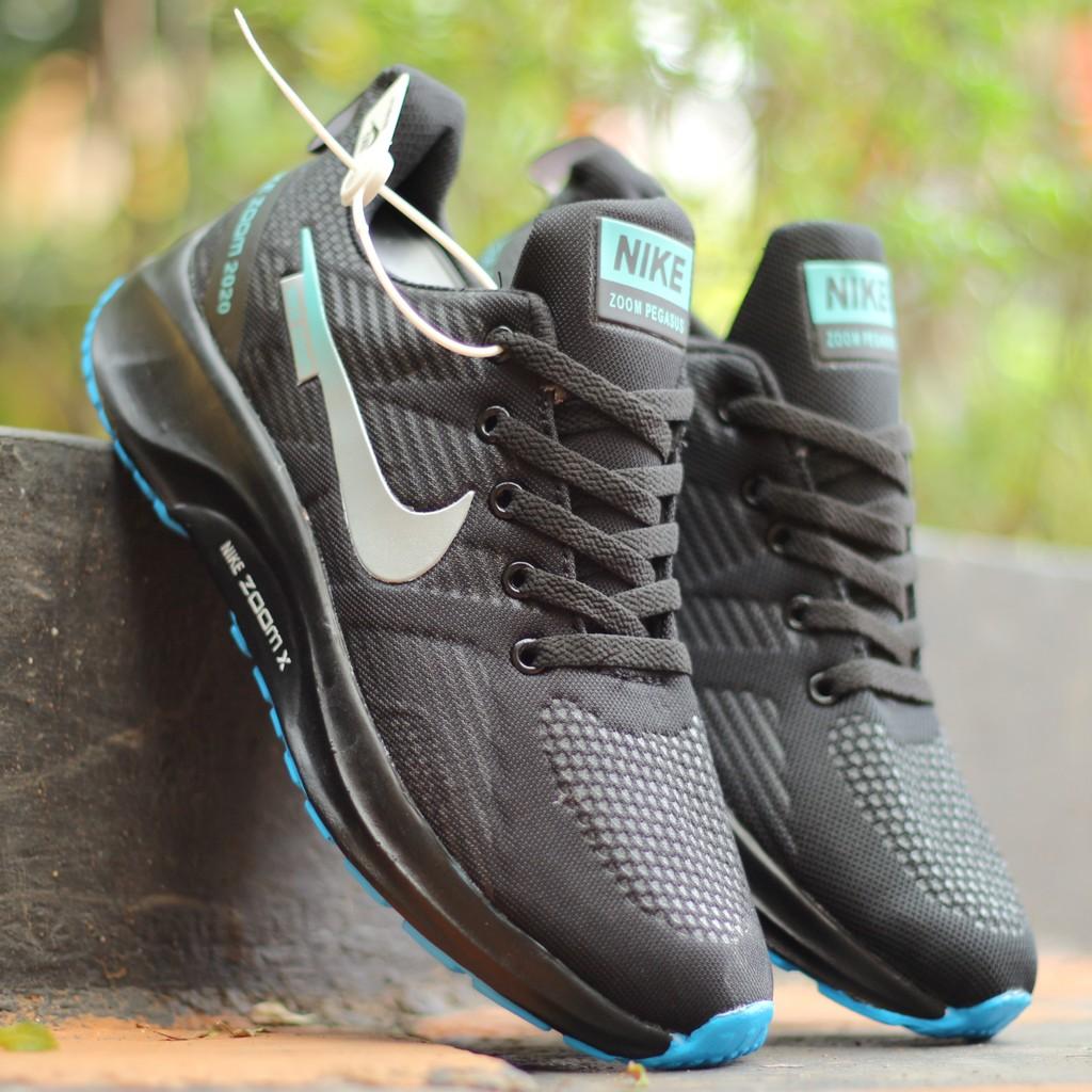 Premium Sepatu Nike Zoom Pegasus 2020 Sport Casual Running Sneaker Kets High Quality Terlaris Shopee Indonesia