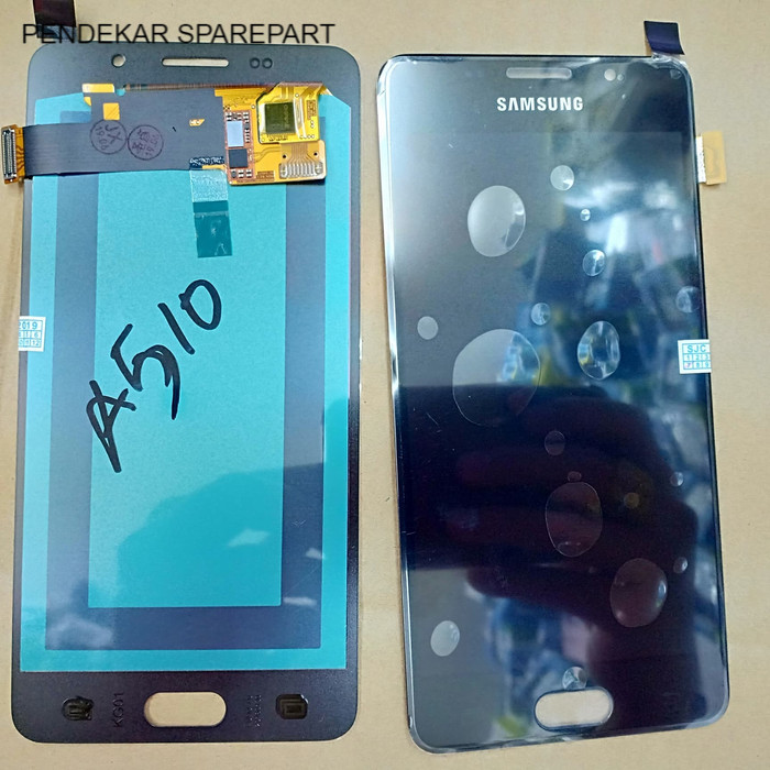 LCD TOUCHSCREEN SAMSUNG A5 2016 A510 ORI OLED INCEL