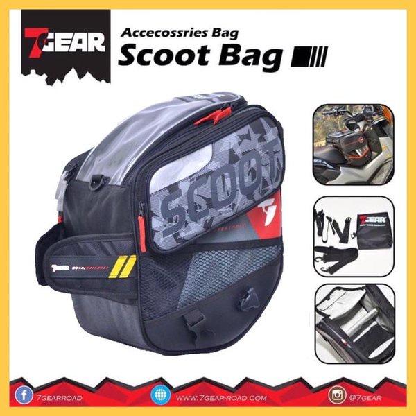 Scoot Tunnel Bag 7Gear Tas Motor Scooter Matic NMAX AEROX XMAX PCX ADV