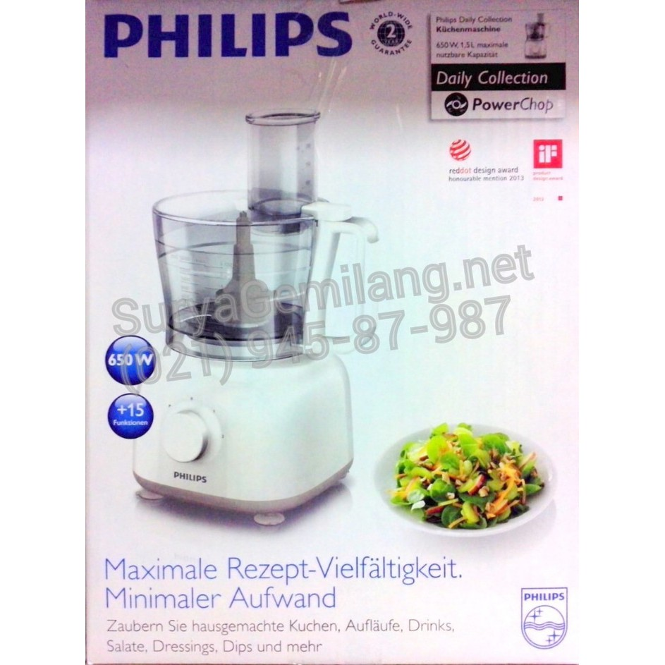 Food Processor Philips Hr7627 Power Chop Asli Baru Garansi Resmi Chopper Blender Aksesoris Hr2939n Putih Juicer Murah Shopee Indonesia