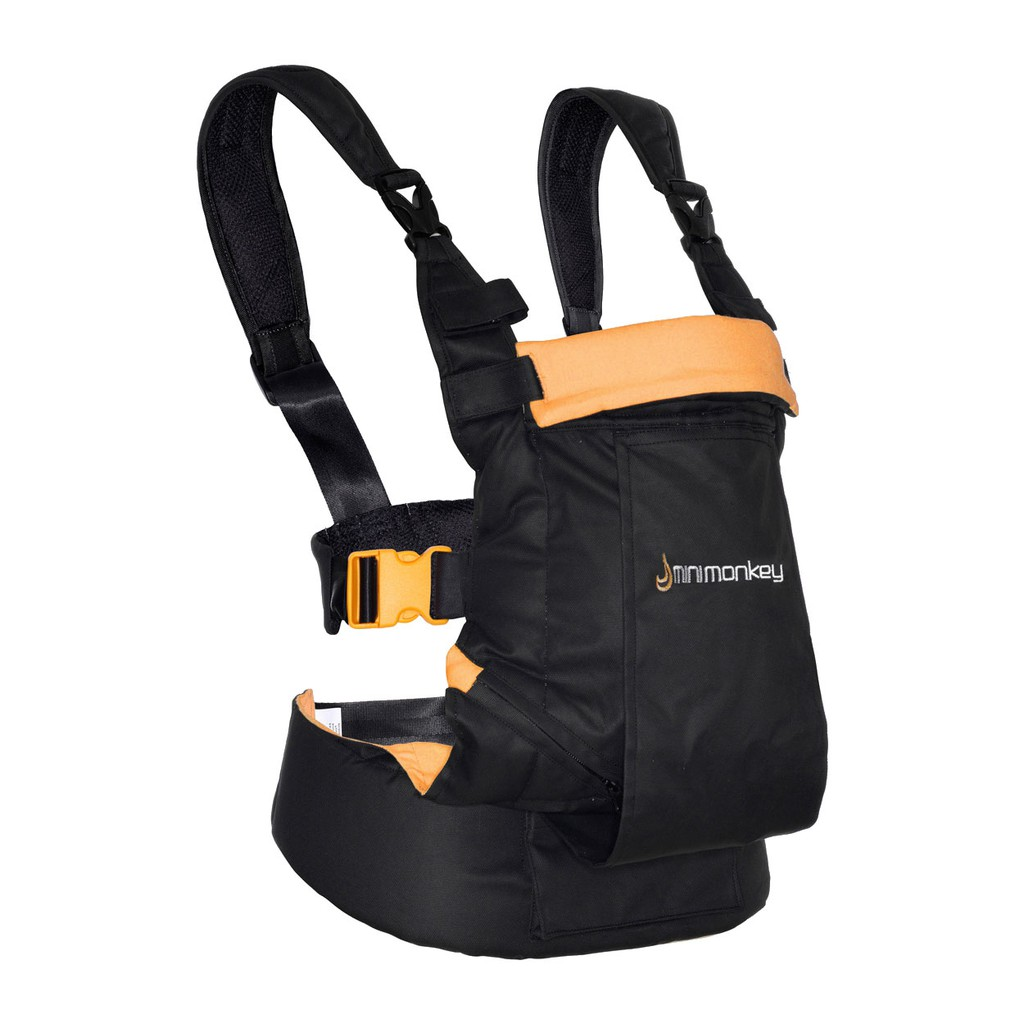 SkipHop Mini Backpack With Rein - Bee  bbb580e792