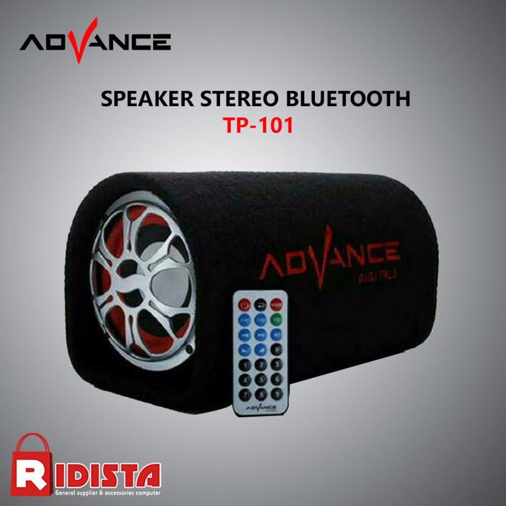 Promo Speaker Advance Aktif Portable M10bt Bluetooth Subwoofer Bass Tp 200bt T403 Murah Brls Shopee Indonesia