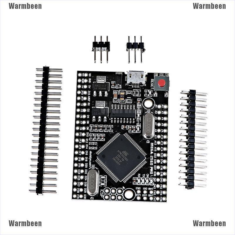 Board Mikrokontroller ATMEGA2560 CH340G USB Kabel Arduino MEGA PRO Embed komp