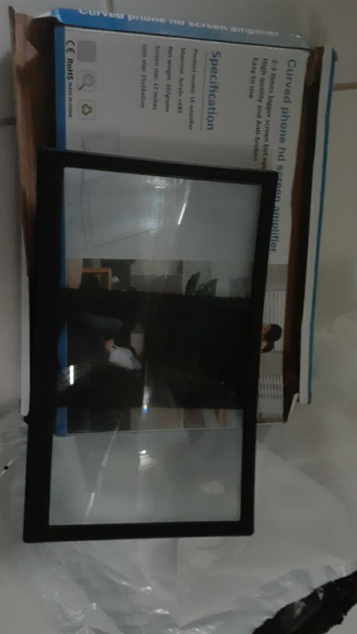 Kaca Pembesar Layar Hp Ultra Tipis Model Lengkung Warna ...