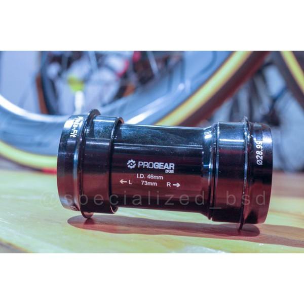 Road SRAM DUB PressFit BB86.5 Bottom Bracket 41mm x 86mm