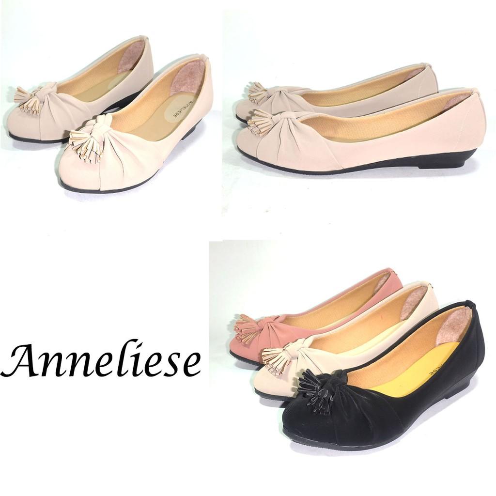 sepatu flat shoes sepatu balet wanita alice anneliese  79af97ac40