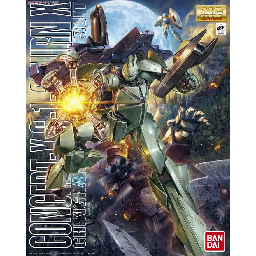 10+ Turn X Gundam Hg Image Download