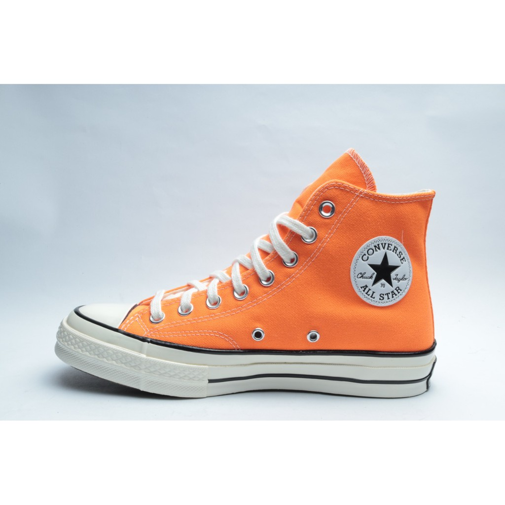 Sepatu Converse CHUCK 70 HIGH 167700C Orange Original