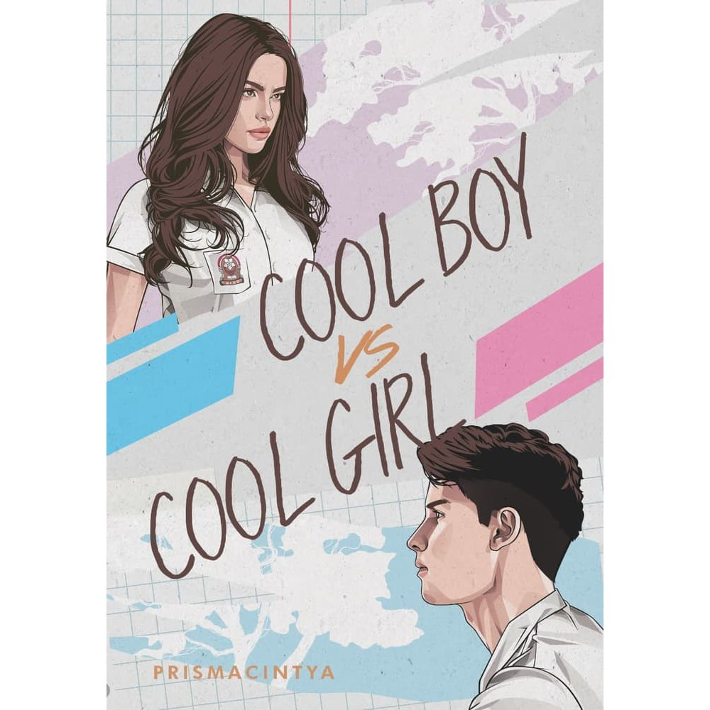 Cool boy vs cool girl shopee indonesia