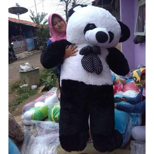 Boneka Beranak Panda  f6a257d76c