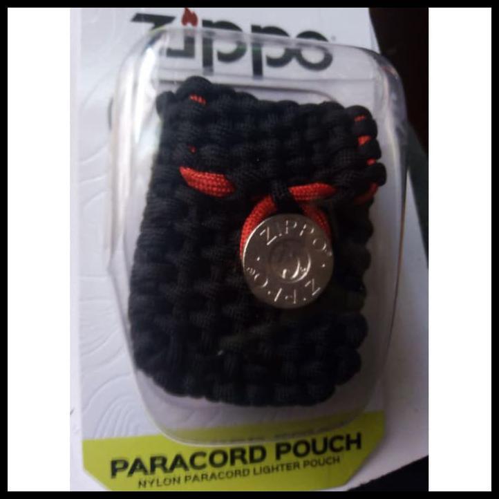 Jual Murah Zippo 40467 Paracord Pouch Pouch Tempat Zippo Tas Sulam Shopee Indonesia