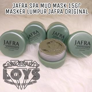 Spa Mud Mask In Jar 15gr - Masker Lumpur Jafra ORIGINAL. suka .
