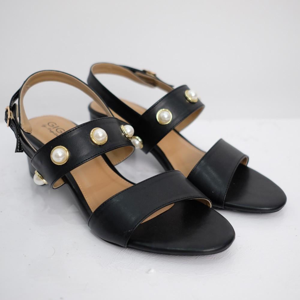 Amazara Nadine Black Heels Shopee Indonesia Clarissa Suede Hitam 39