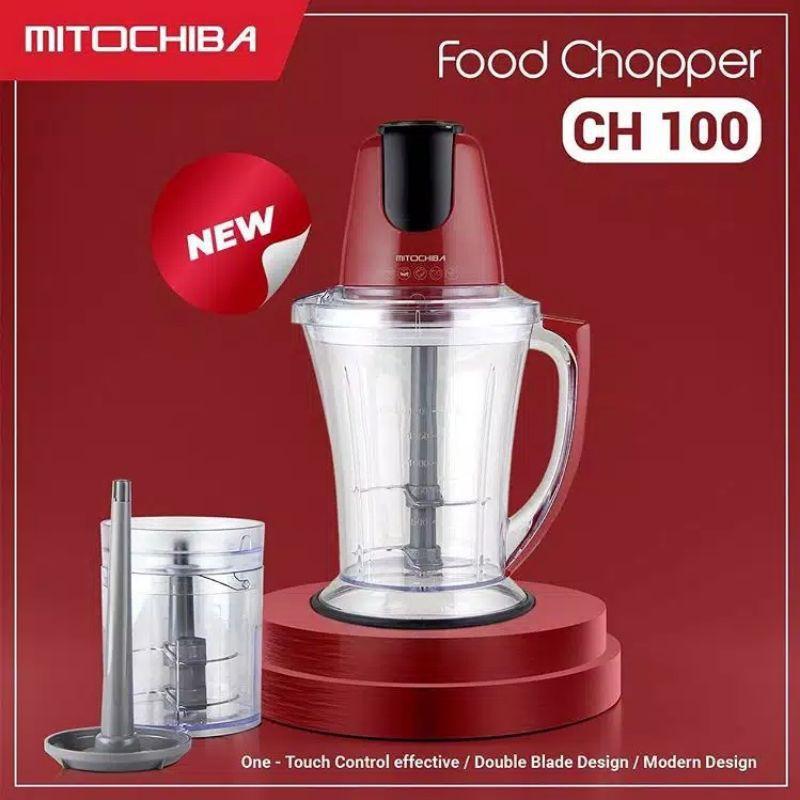 BLENDER / BLENDER MITOCHIBA CH100 CH200 / FOOD CHOOPER MITOCHIBA CH100 & CH200 / BLENDER MITOCHIBA