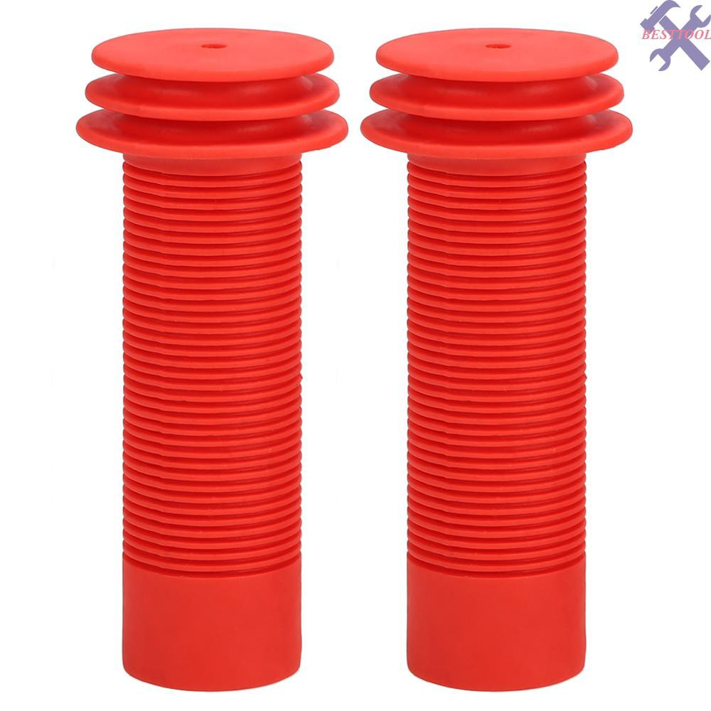 Children/'s Kids Bike Handle Grips Anti-slip Plastic Bicycle Handlebar Bar Grips.