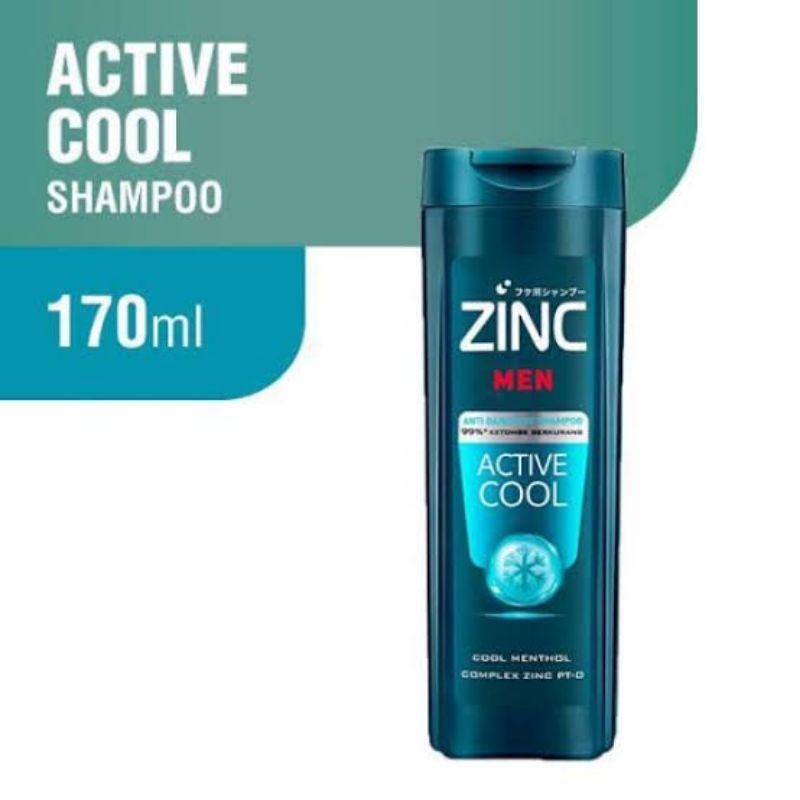 ZINC SHAMPOO  THEATMENT 170 ML KEMASAN BOTOL SEDANG ZINC 170ML 170ML-5