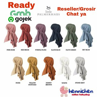 Little Palmerhaus Instant Hijab | Shopee Indonesia