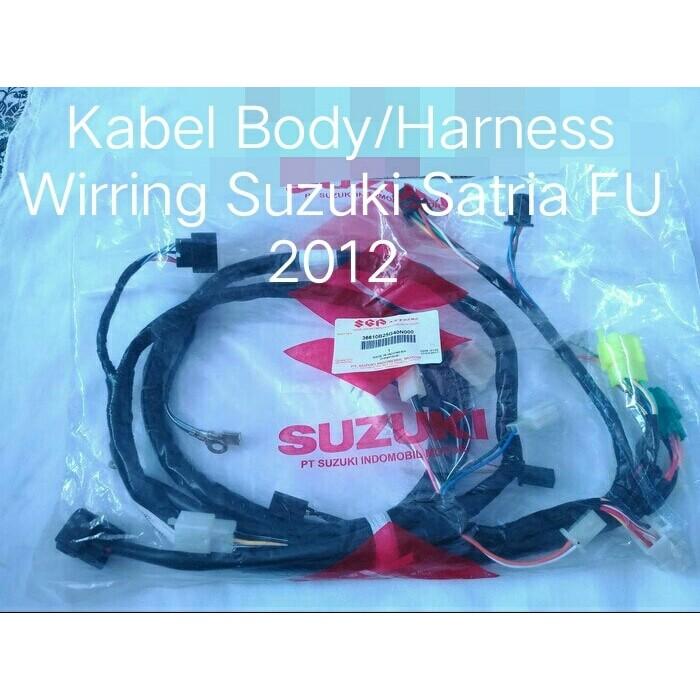 Harga Kabel Body Satria Fu 2013