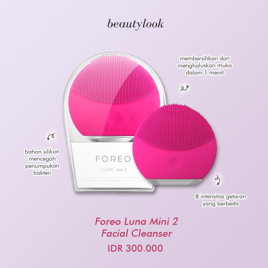Foreo Luna Mini 2 Made In Croatia Shopee Indonesia