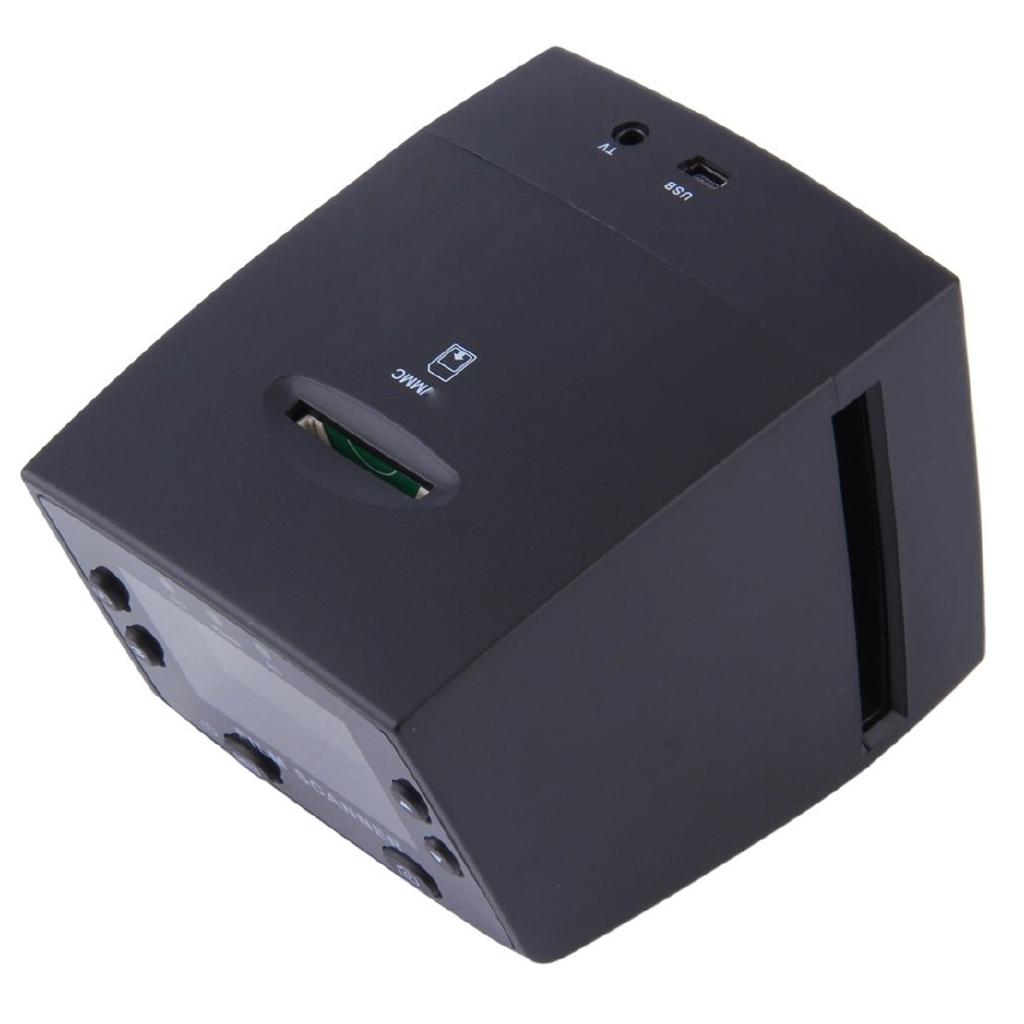 10 Mega Pixels 35mm Negative Film Slide Viewer Scanner USB Color Photo Copier