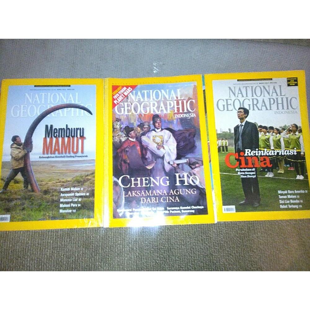 Buku National Geographic Temukan Harga Dan Penawaran Majalah Online Terbaik Alat Tulis November 2018 Shopee Indonesia