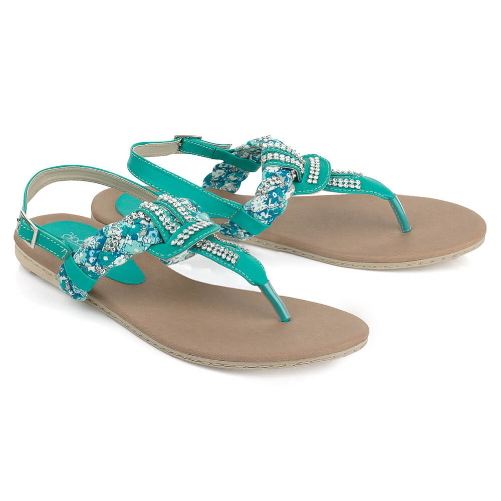 [Original] Sandal Flat Wanita Blackkelly Lep 740 | Shopee Indonesia