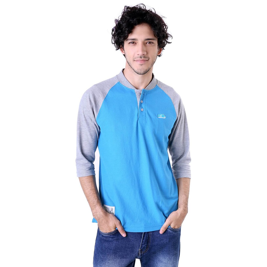Hrcn Kaos Polo Pria Lengan Panjang Man Shirt Long Sleeve Cotton Casual Distro H 0150 Brand Kerah Lacos Male Sport Team 0237
